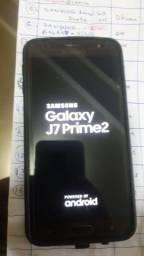 celular usado sansung galaxy j7 primer, 32 gb