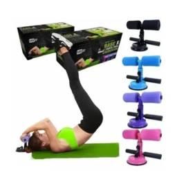 Título do anúncio: Suporte Para Exercícios Físicos Abdominais Fitness Base X Original MBFit