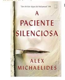 Título do anúncio: Livro A paciente silenciosa