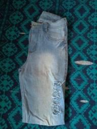 Combo Jeans Feminino