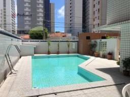 Apartamento à venda com 3 dormitórios em Tambaú, João pessoa cod:39462