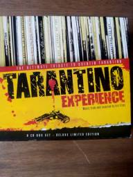 CD The Tarantino Experience - Deluxe Limited Edtion