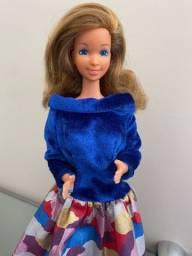 Barbie Antiga Família Coração Anos 80