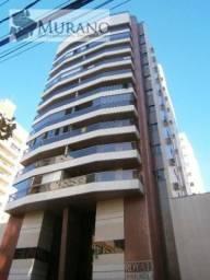 Murano Imobiliária vende apartamento com 4 quartos, 2 suítes, 2 vagas de garagem na Praia