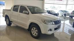 Toyota Hilux 2.7 Srv 4x2 cd 16v - 2015