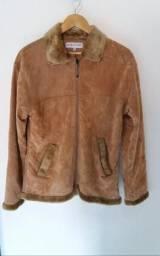 Imperdível! Belo casaco para o Frio!
