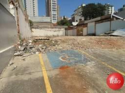Terreno para alugar com 1 dormitórios em Jardim, Santo andré cod:178156
