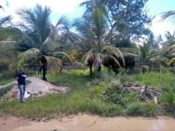 Vendo ótimo terreno na Ilha de Santa Rita