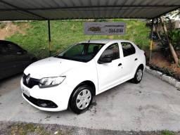 Renault Logan Authentique flex 1.0 12v, Raridade - 2018