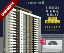 (R)Maranata Parque Industrial - 2 e 3 Dorm c/suíte *Lançamento