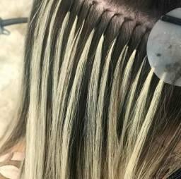 Mega Hair Colocaçao