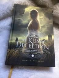 Livro The Kiss of Deception - Crônicas de Amor e Ódio - Vol. 1
