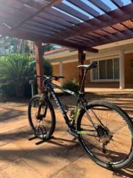 Bike mtb Cannondale trail 1 29 XL 2017 unico dono impecável
