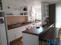 Apartamento à venda com 2 dormitórios em Granja viana, Cotia cod:614178