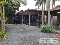 Casa à venda com 2 dormitórios em Pinheiros, Balneário barra do sul cod:03015549