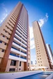 Apartamento com 2 dormitórios à venda, 130 m² por R$ 855.736 - Miramar - João Pessoa/PB