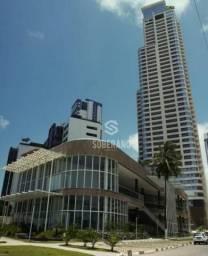 Sala para alugar, 32 m² por R$ 1.800/mês - Altiplano - João Pessoa/PB