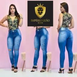 Calça Jeans Feminina Destroyer