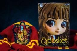Q Posket - Hermione Granger Versão A - Banpresto