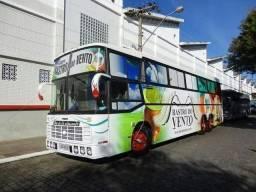 Ônibus MOTORCASA para BANDA / ACAMPAMENTOS / LAZER - 1987