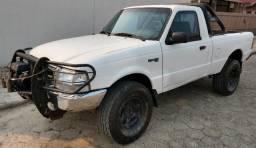 Ford Ranger diesel power stroke 2,8 TGV 4x4 guincho de 10.000 lb - 2001