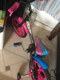 Bicicleta aro 12 Monster High