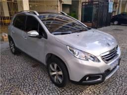 Peugeot 2008 1.6 16v flex griffe 4p automático - 2017