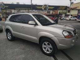 Hyundai Tucson Gls 2.0 Automática Bco Couro Completa - 2012