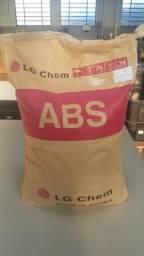 Plástico ABS Injetoras Natural Branco Preto Moído PS PP (1634 kg)