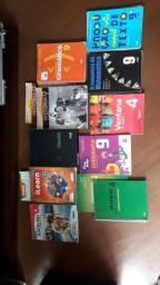 Livros didáticos 9°ano
