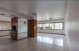 Apartamento semimobiliado com 03 dormitórios no Petrópolis