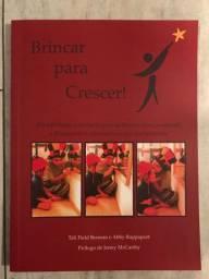 Livro Brincar para Crescer! - 201 atividades projetadas para ajudar sua criança especial