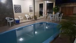 Finais de semana casa com piscina na Ilha de Vera cruz itaparica