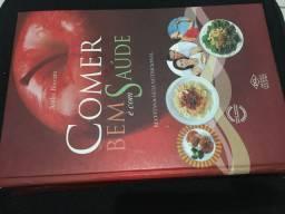 Livro - Comer Bem e com Saúde. Autor: André Boccato