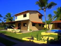 Vendo duplex com Piscina na Praia de Sibaúma RN