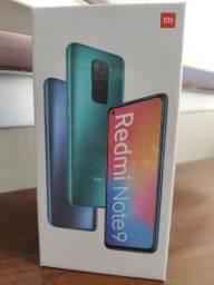 Imperdível* Redmi Note 9 128 da Xiaomi // lacrado com garantia e entrega imediata