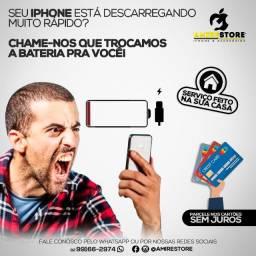 Conserto de Iphone Aceitamos cartões