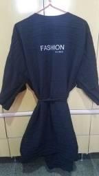 Quimonos Roupão , avental e capa de corte para salão de beleza