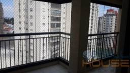 Apartamento para alugar com 3 dormitórios em Vila boa vista, Santo andré cod:23970