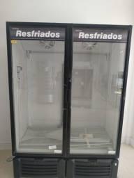 Título do anúncio: Visa cooler 2 portas JM Equipamentos Paulo Malmegrim