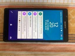 Sony xperia celular
