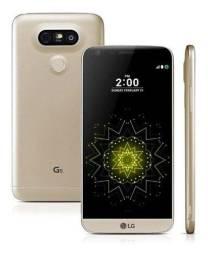 LG G5, 4Gb ram/ 32Gb interno!! Dourado TOP !!!!!!!!!!!!!