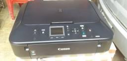 Título do anúncio: Impressora canon MG5510 pixma