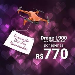 Promoção dia dos namorados Drone L900 de 990 por 770 até domingo. Até 12x Frete Grátis Flo