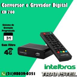 Título do anúncio: Conversor  Digital de Tv  Intelbras CD 700