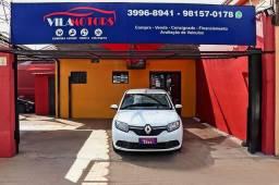 Renault Logan Expression 1.6 Branco