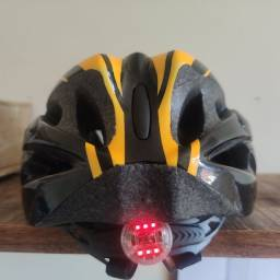 Capacete ciclista absolute tam.G