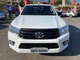 Toyota Hilux CD 4X4 2.8 Diesel 2019 Power Pack