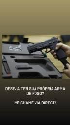 Registro de arma de fogo