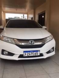Título do anúncio: Honda city 2016 lx automático